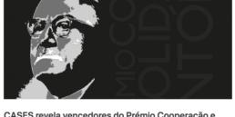 Prémio Cooperação e Solidariedade António Sérgio